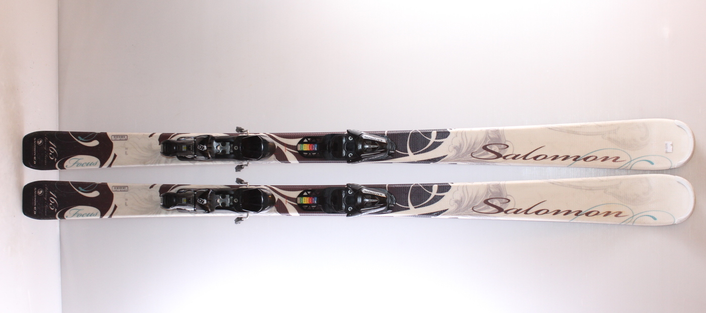 Dámské lyže SALOMON FOCUS 155cm