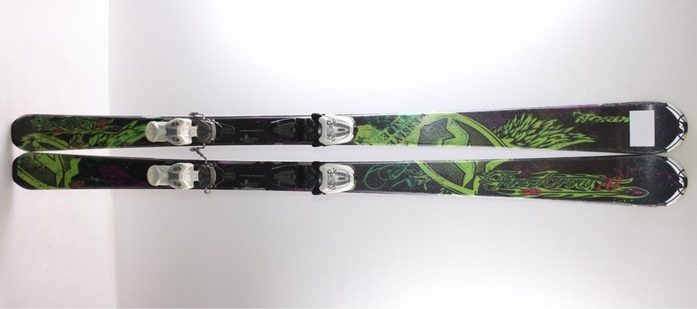 Dětské lyže NORDICA FIRE AROW 160cm
