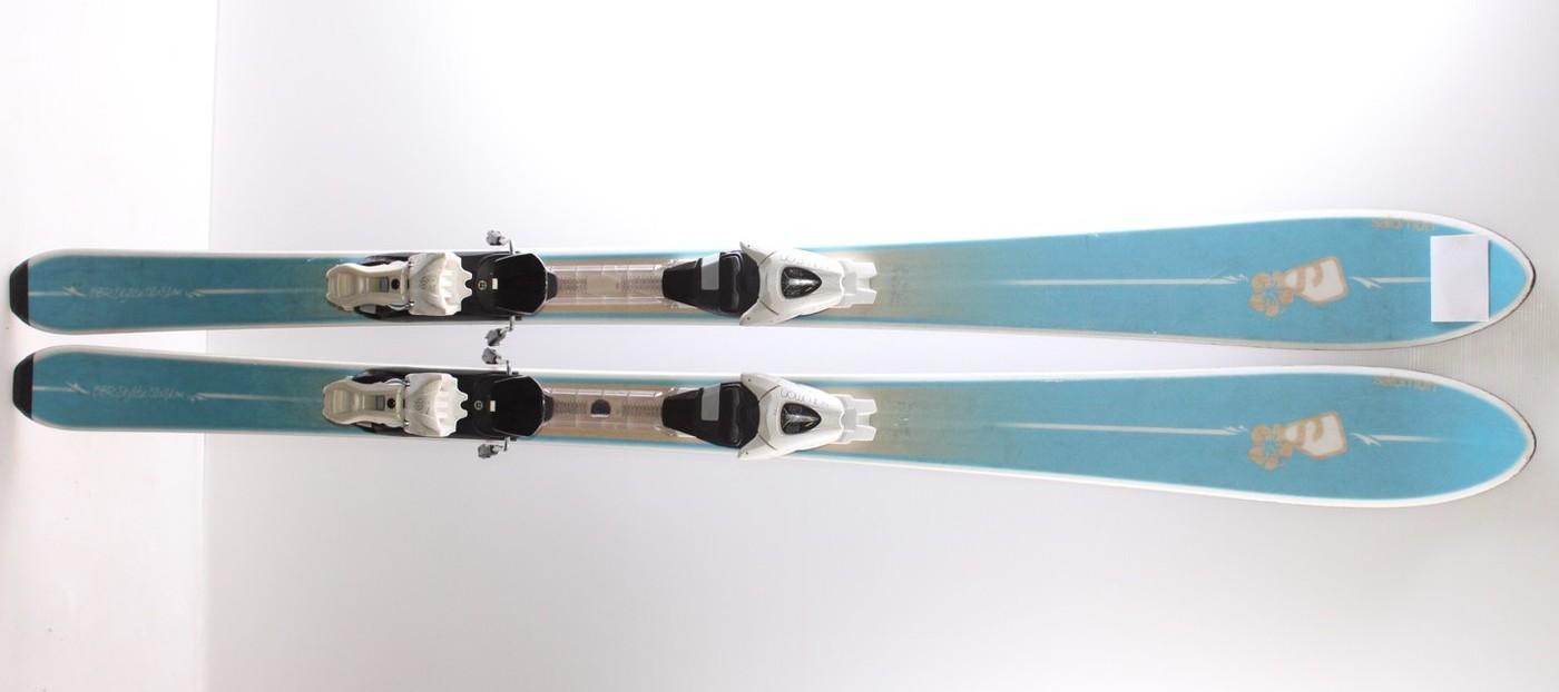 Dámské lyže SALOMON BBR 7.4 150cm