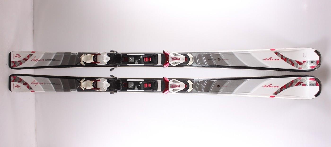 Dámské lyže ELAN AMPHIBIO 166cm