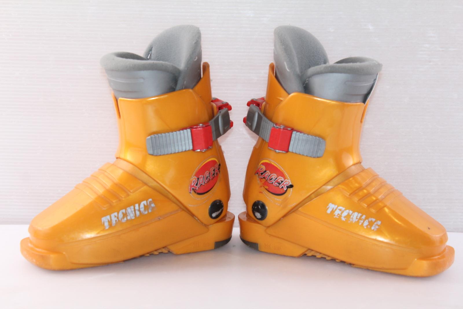 Dětské lyžáky Tecnica Racer vel. EU26