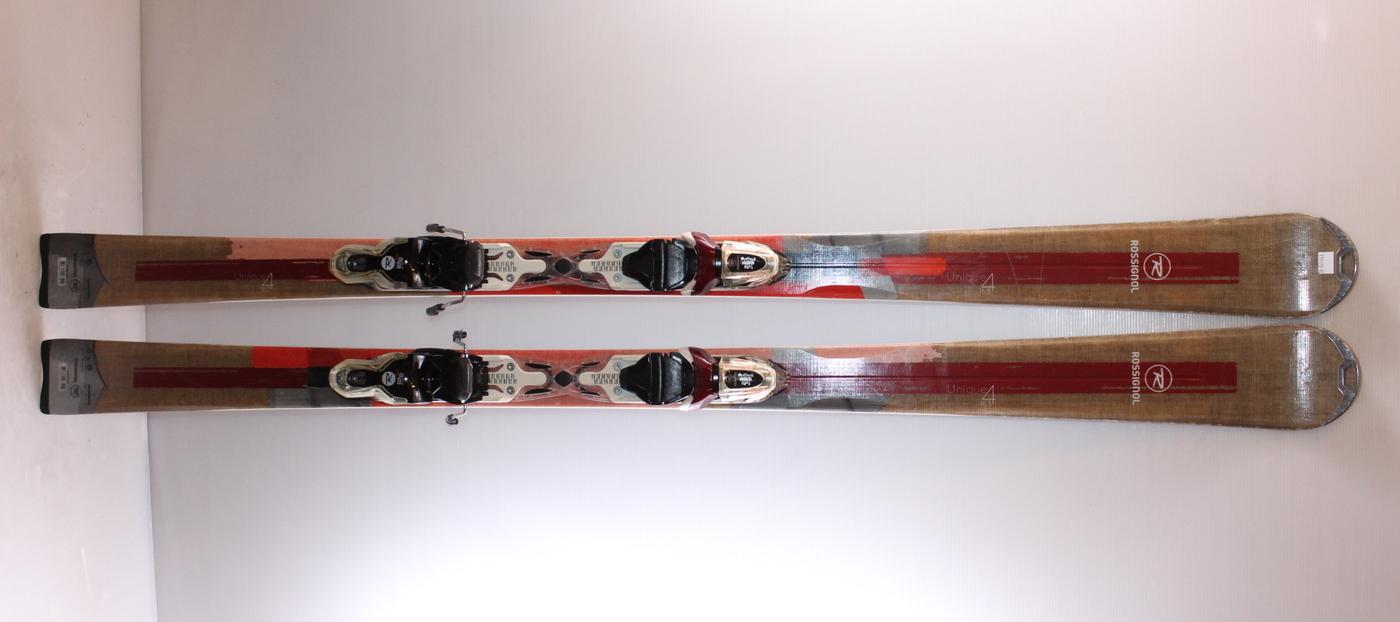 Dámské lyže ROSSIGNOL UNIQUE 4 163cm rok 2015