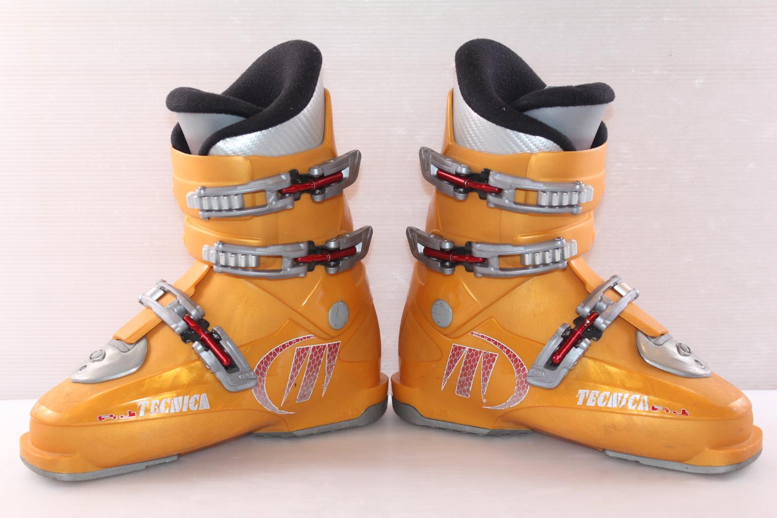 Dětské lyžáky Tecnica RJ vel. EU38