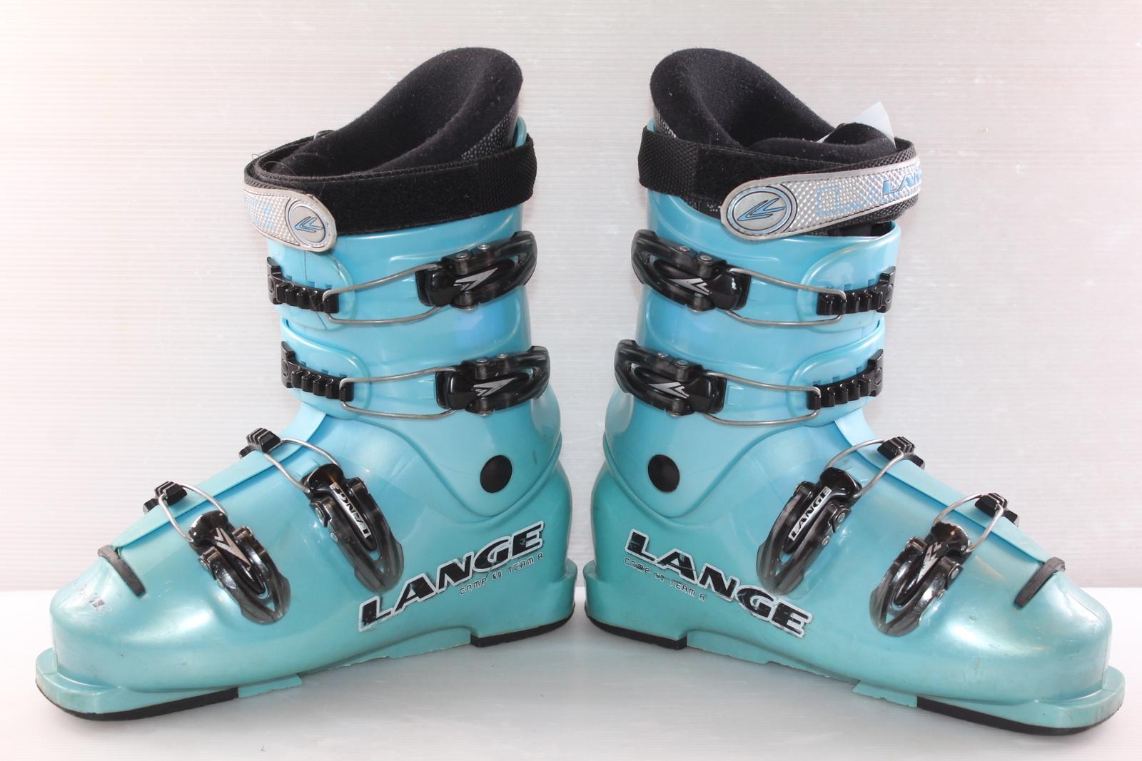 Dětské lyžáky Lange Comp 60 Team vel. EU40
