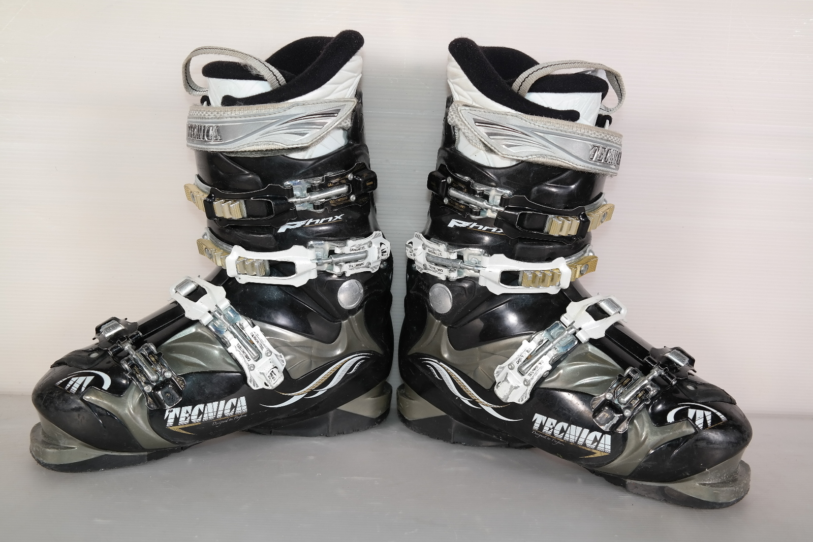 Lyžařské boty Tecnica Phoenix vel. EU38.5 flexe 100