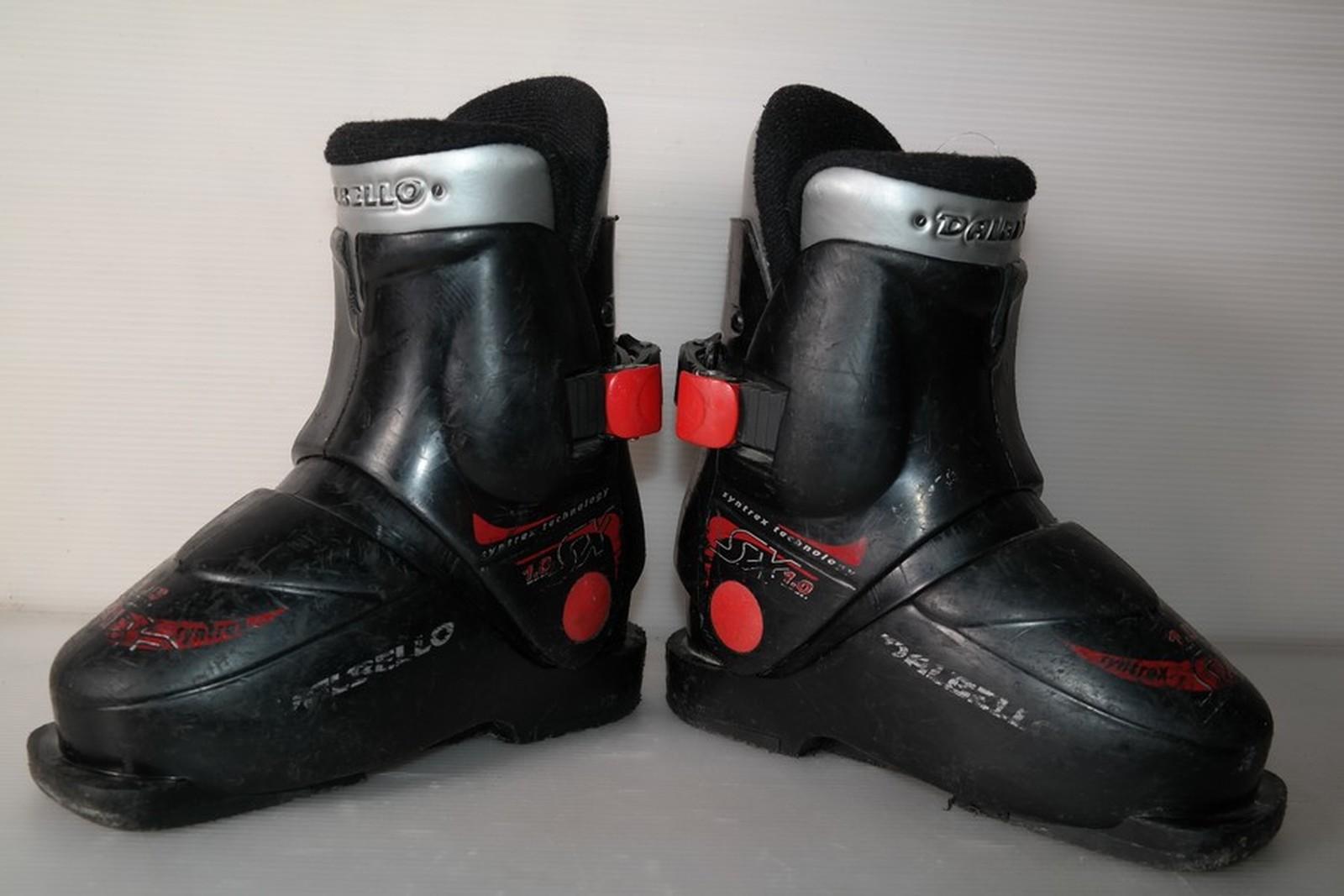 Dětské lyžáky Dalbello SX 1,0 vel. EU26