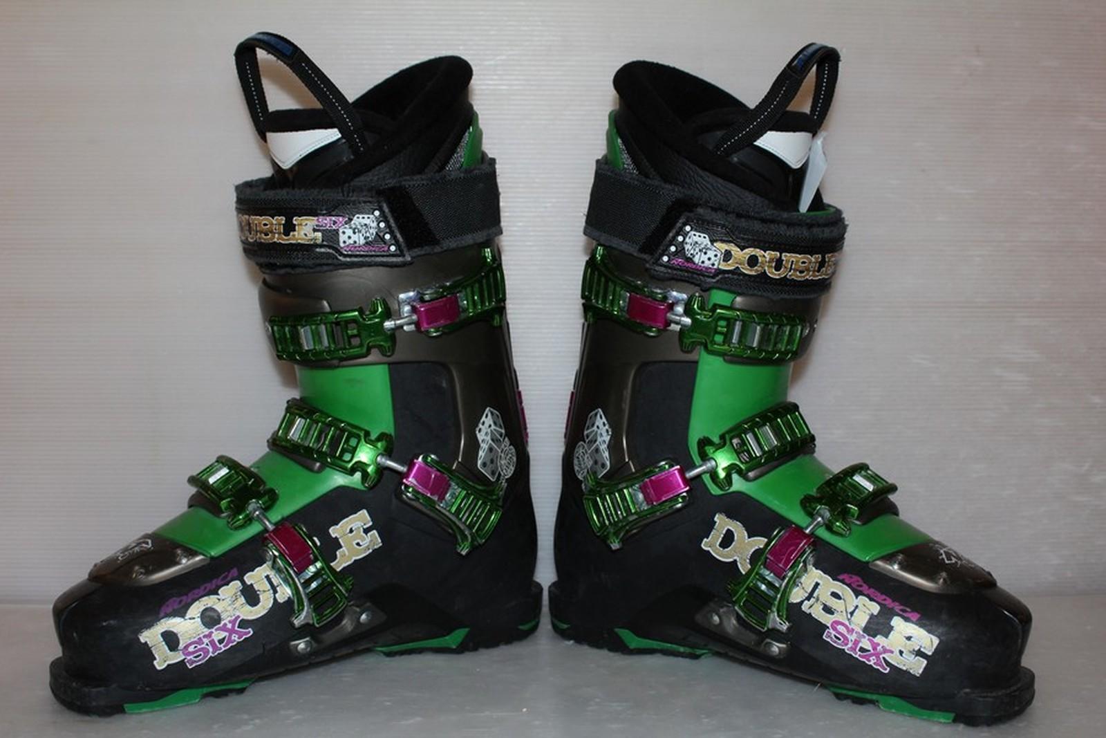 Lyžařské boty Nordica Double six vel. EU42.5