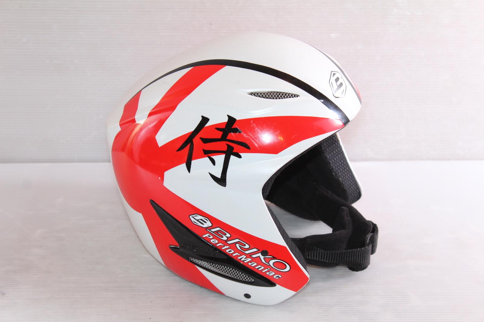 Dámská lyžařská helma Briko PerforManiac vel. 56