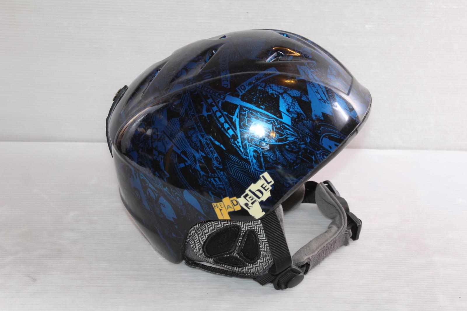 Lyžařská helma Head Rebel vel. 54