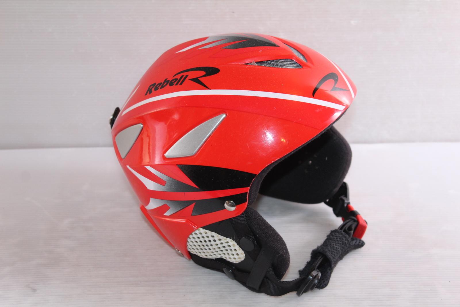 Lyžařská helma Rebell  vel. 54