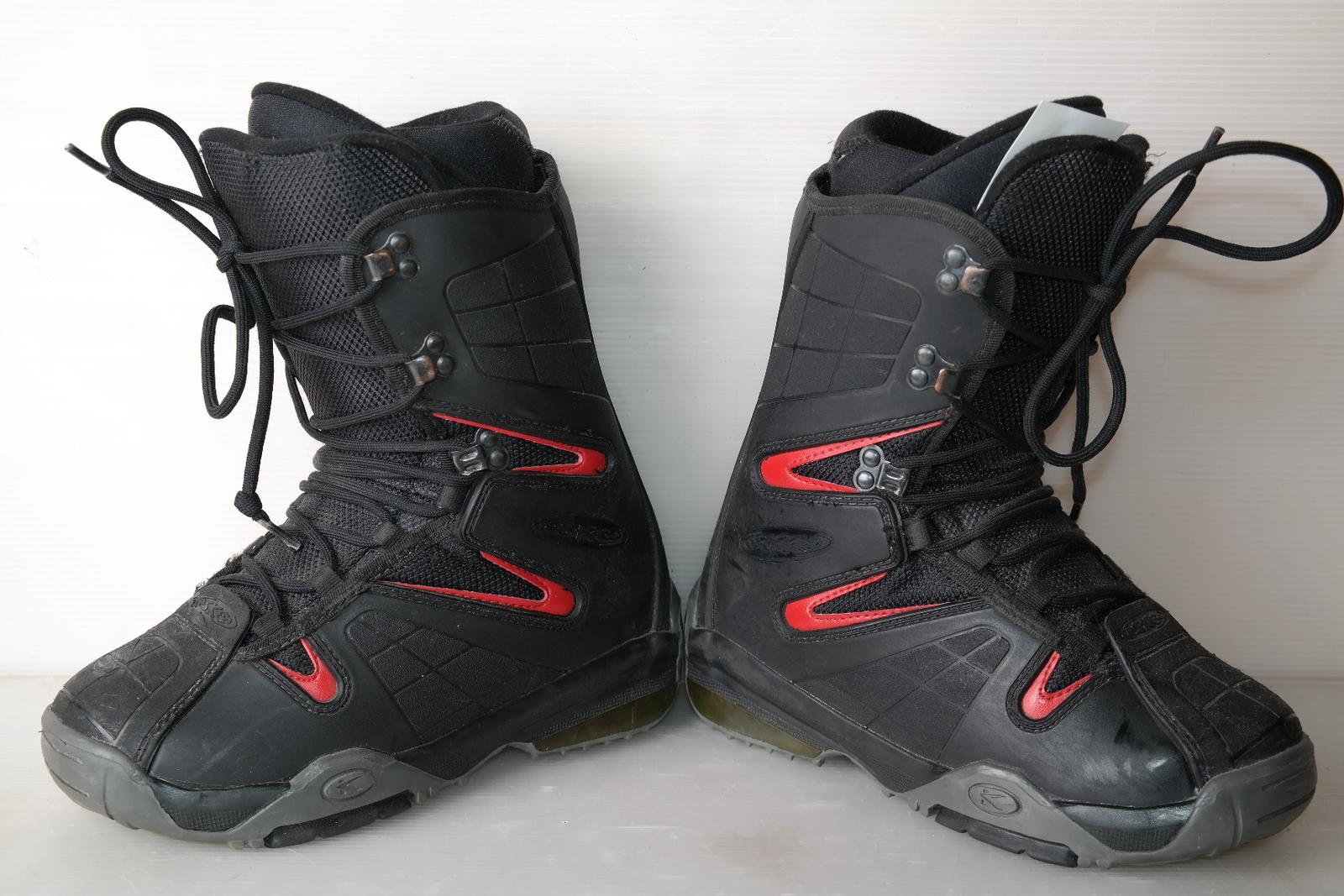 Snowboardové boty Askew  vel.36.5