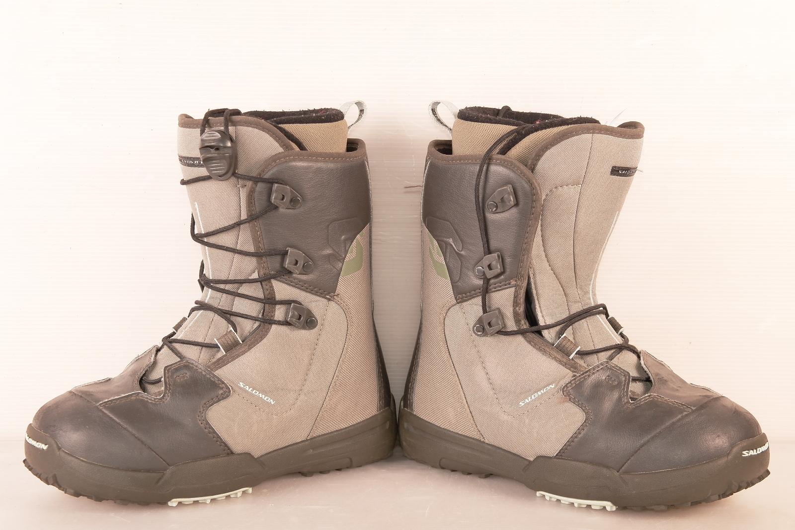 Snowboardové boty Salomon  vel.38