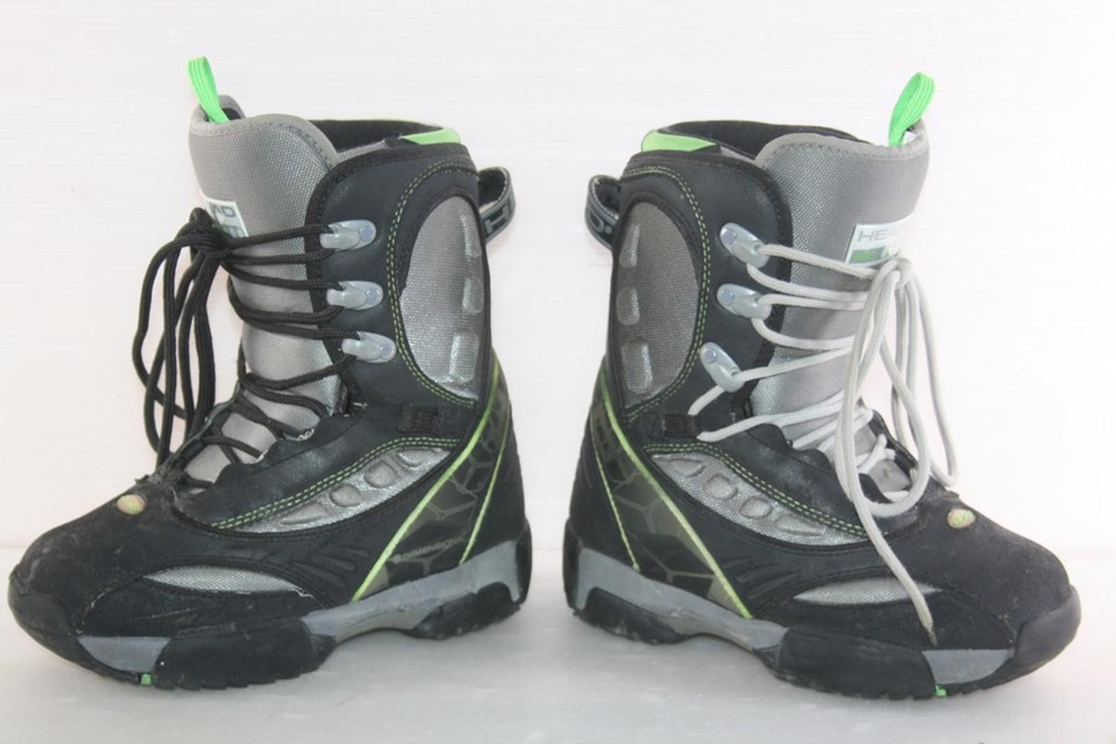 Dětské snowboardové boty Head 360 vel.36.5