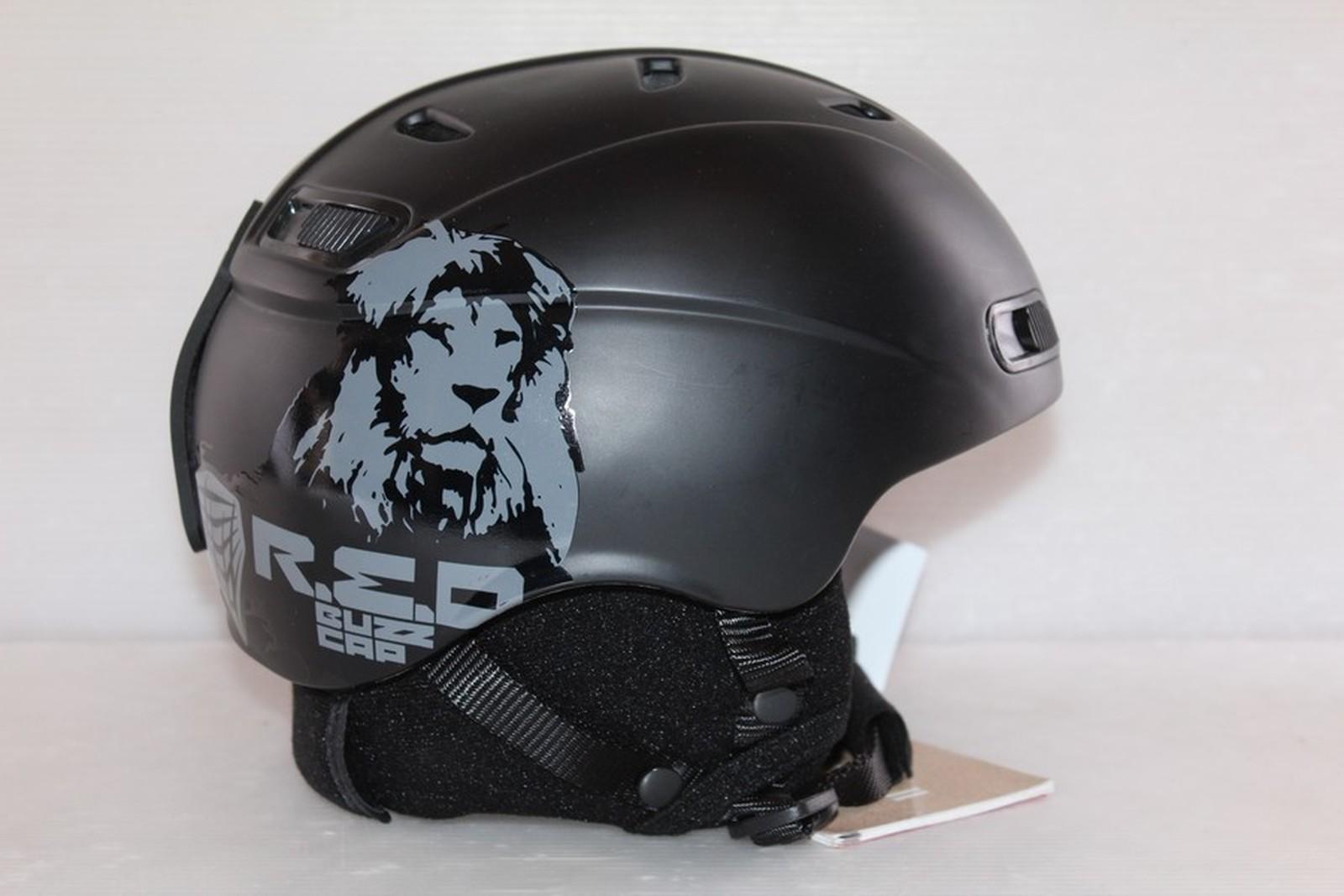 Dámská lyžařská helma RED Buzz-cap posuvná - posuvná vel. 51 - 53