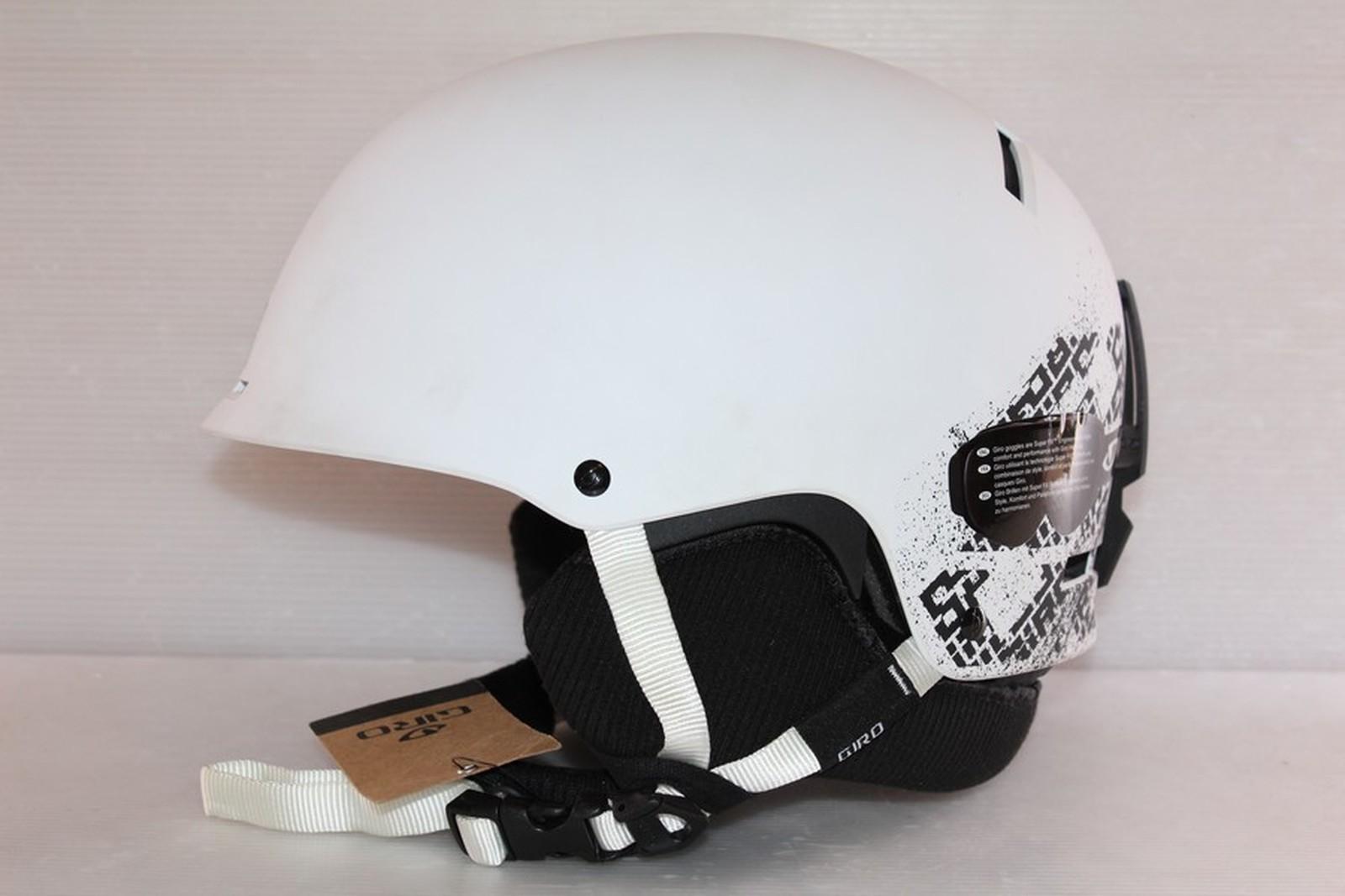 Lyžařská helma Giro Revolver - posuvná vel. 59 - 62,5