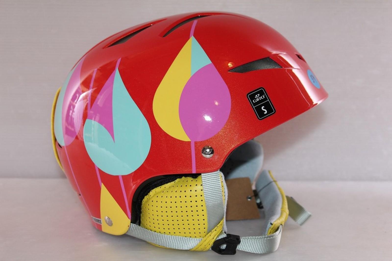 Dámská lyžařská helma Giro Encore II - posuvná vel. 52 - 55,5