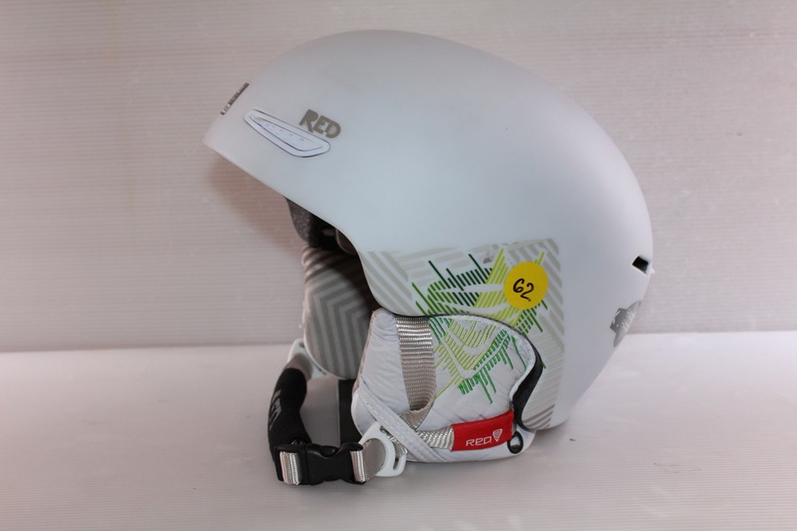 Dámská lyžařská helma R.e.d. Avid - posuvná vel. 61 - 63