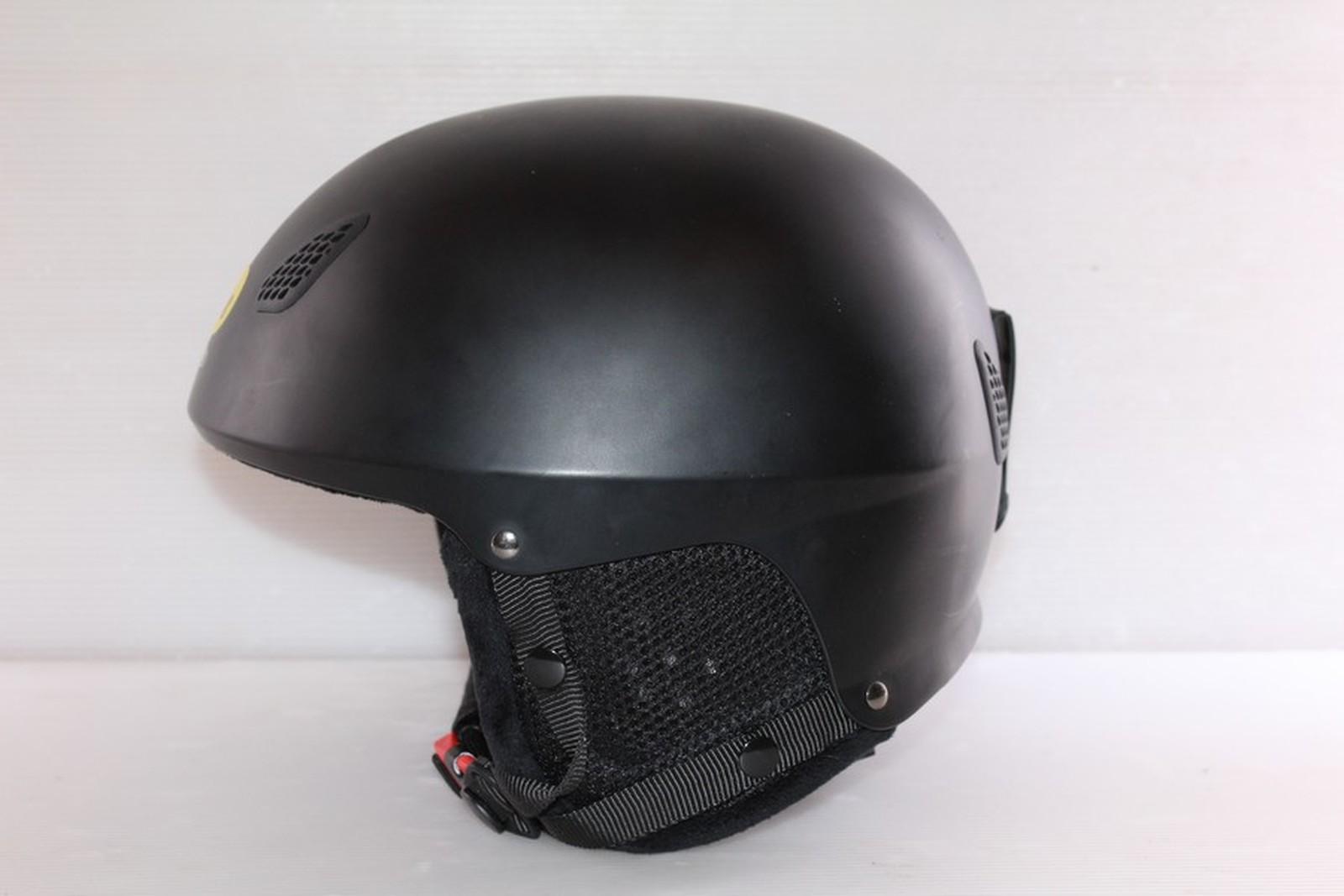 Lyžařská helma FX Snow black - posuvná vel. 58 - 61