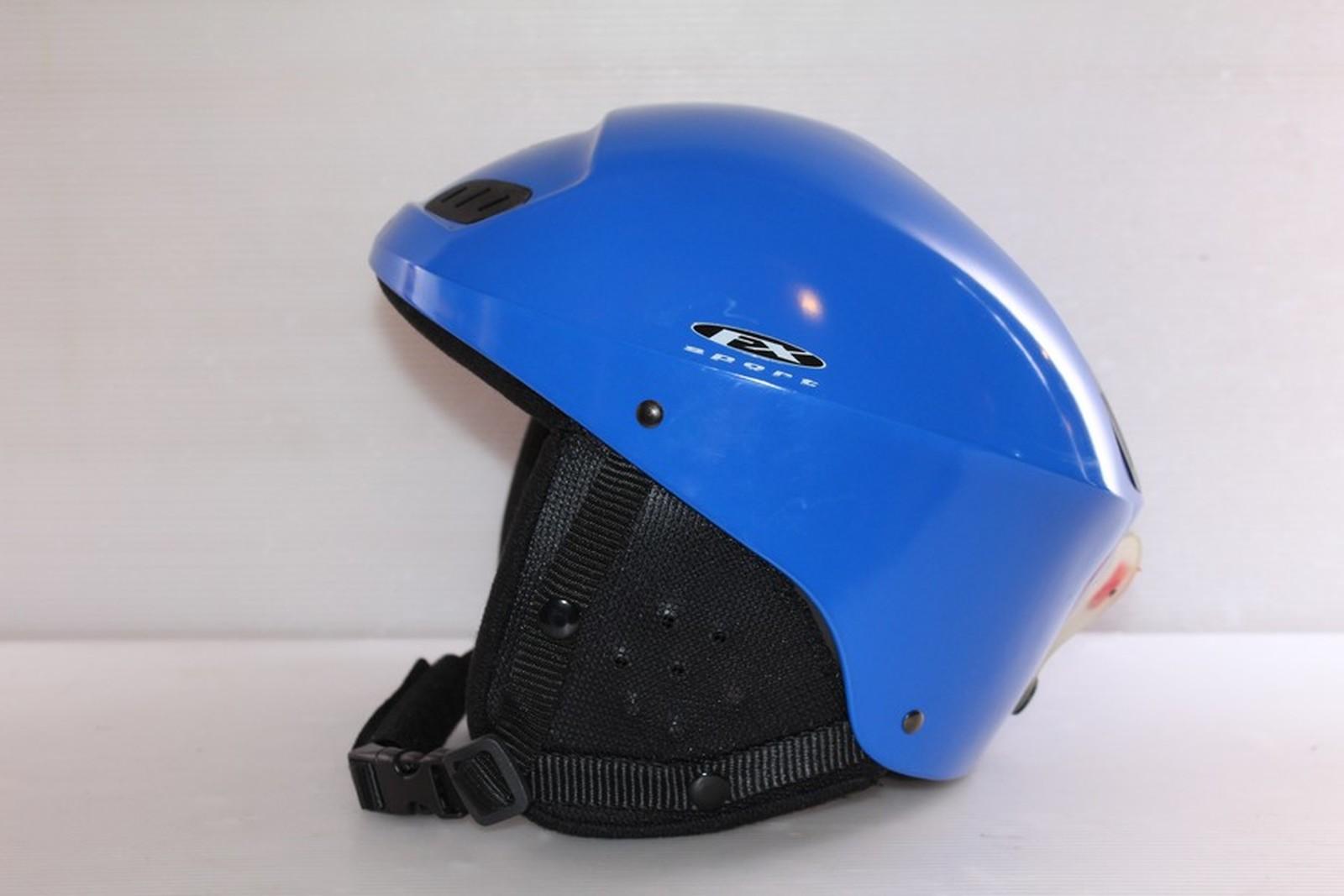 Lyžařská helma FX Sport - posuvná vel. 50 - 52
