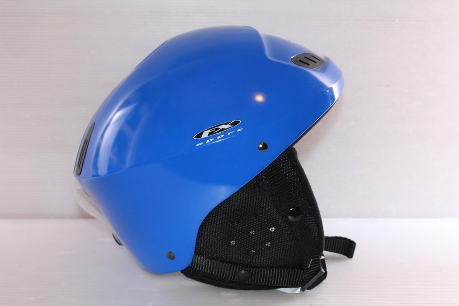 Dámská lyžařská helma FX Sport vel. 52