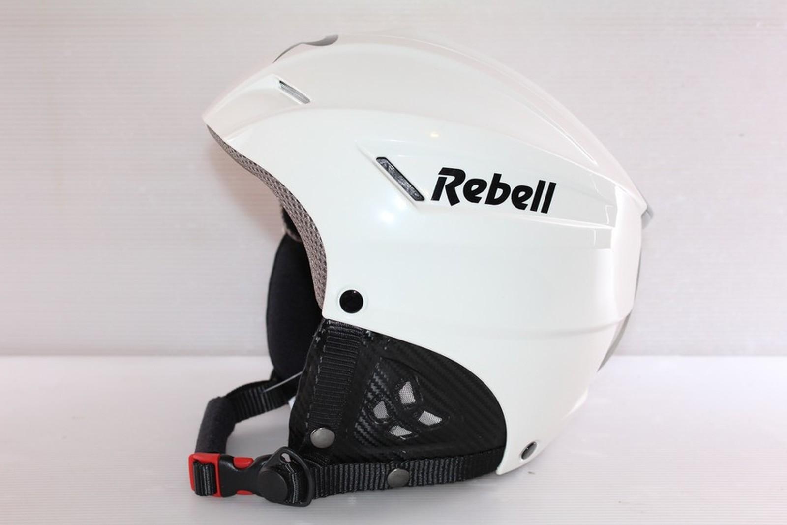 Lyžařská helma Rebell Rebell vel. 61