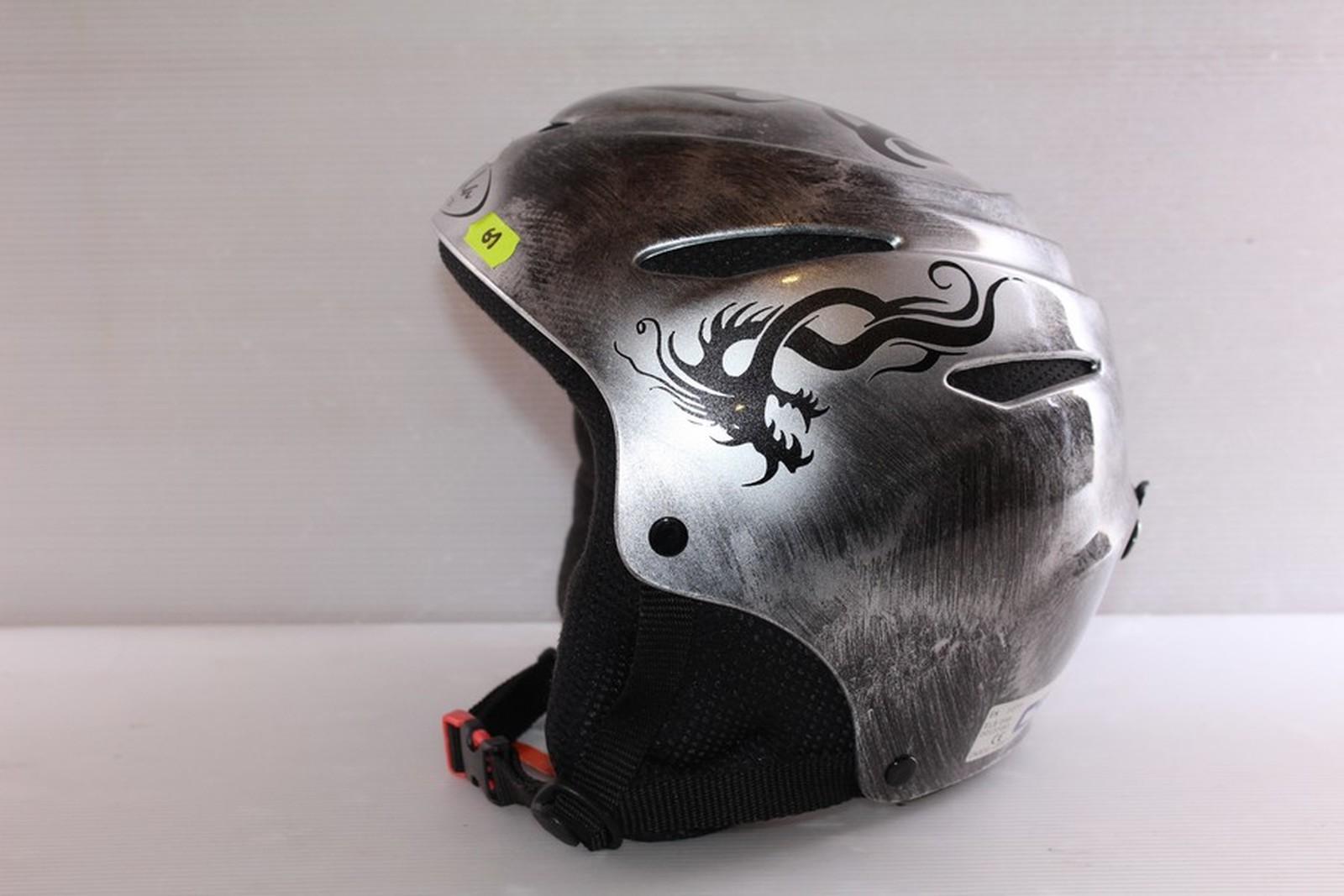 Dámská lyžařská helma Mivida X-style tatoo vel. 61