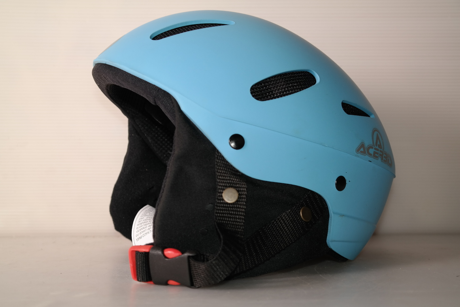 Dámská lyžařská helma Acerbis Azzurro Gomato vel. 60