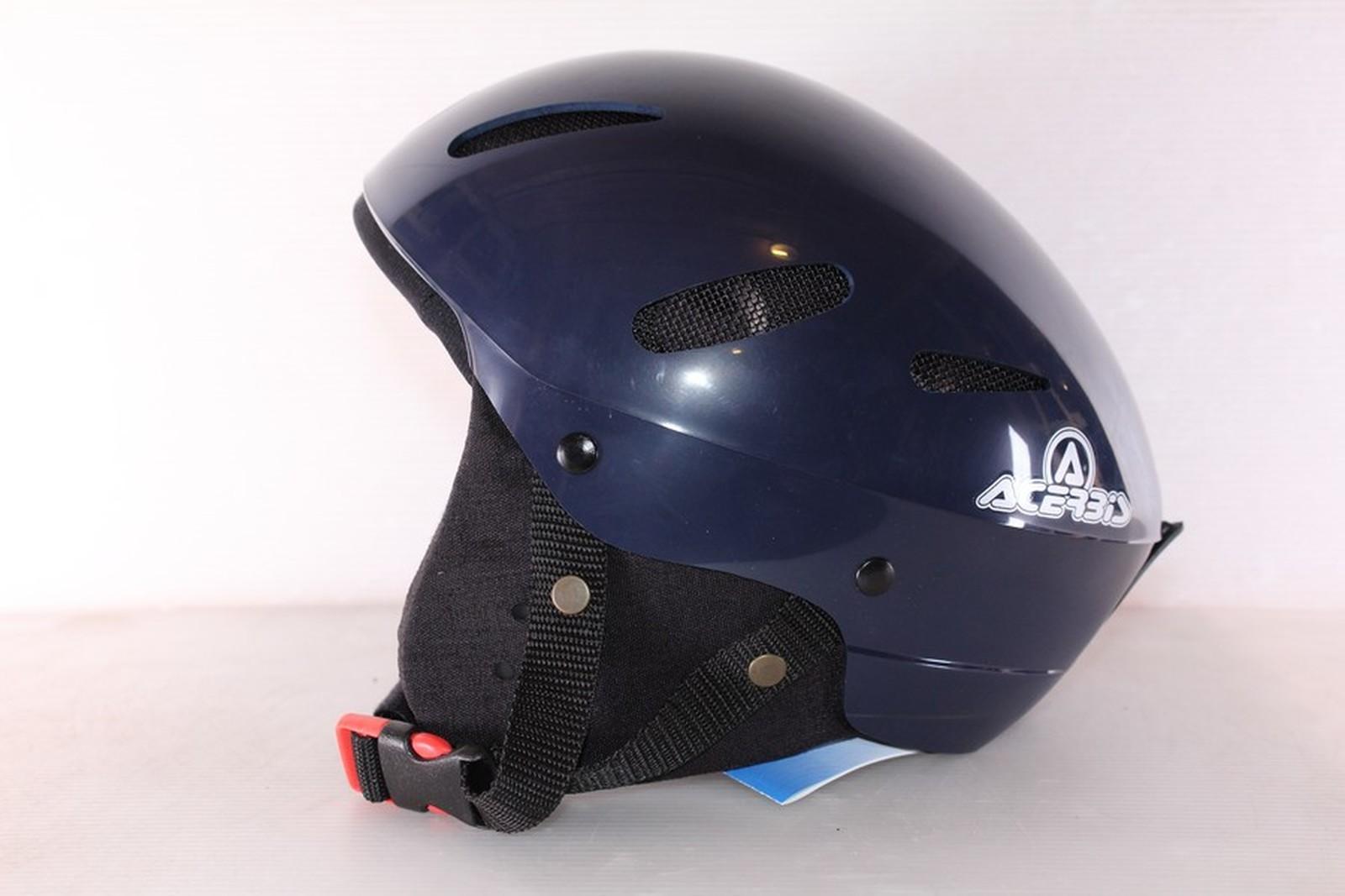 Lyžařská helma Acerbis Blue Navy vel. 60