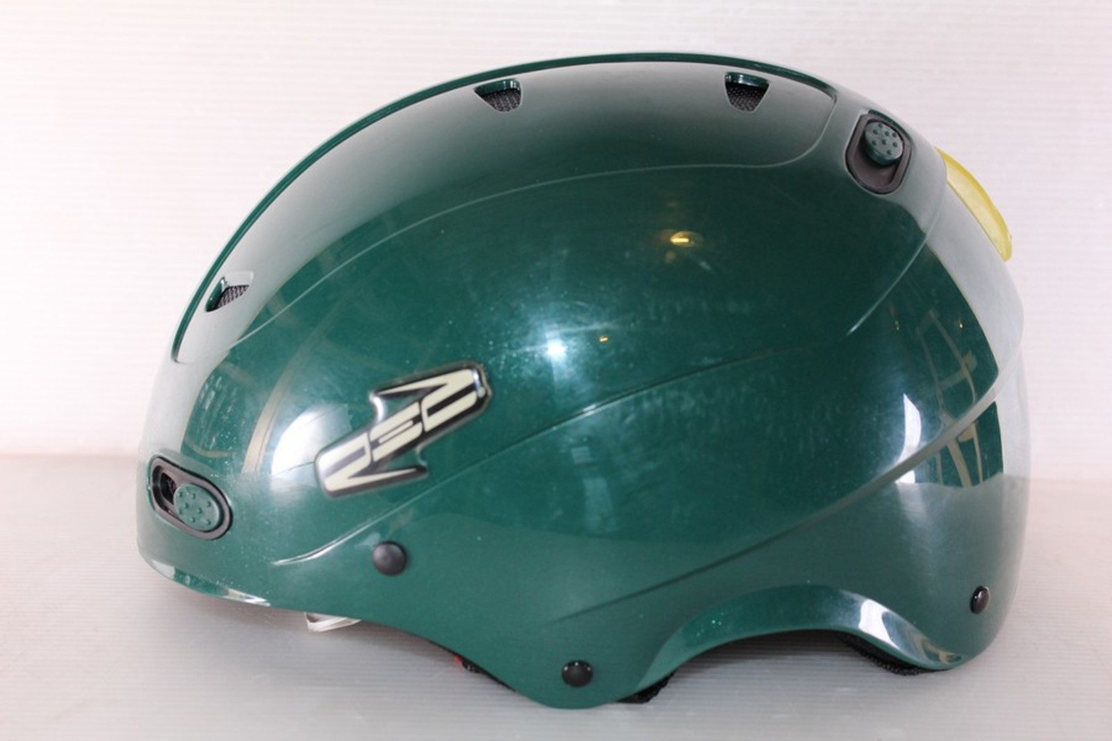 Lyžařská helma Deca Khaki - posuvná vel. 60 - 61