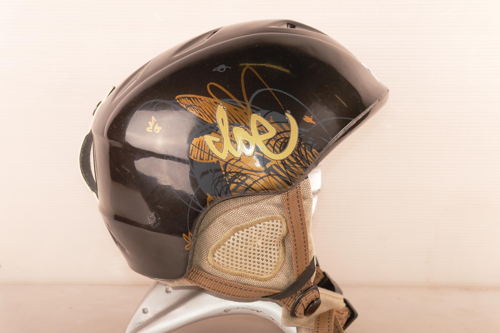 Dámská lyžařská helma Head Cloe vel. 62