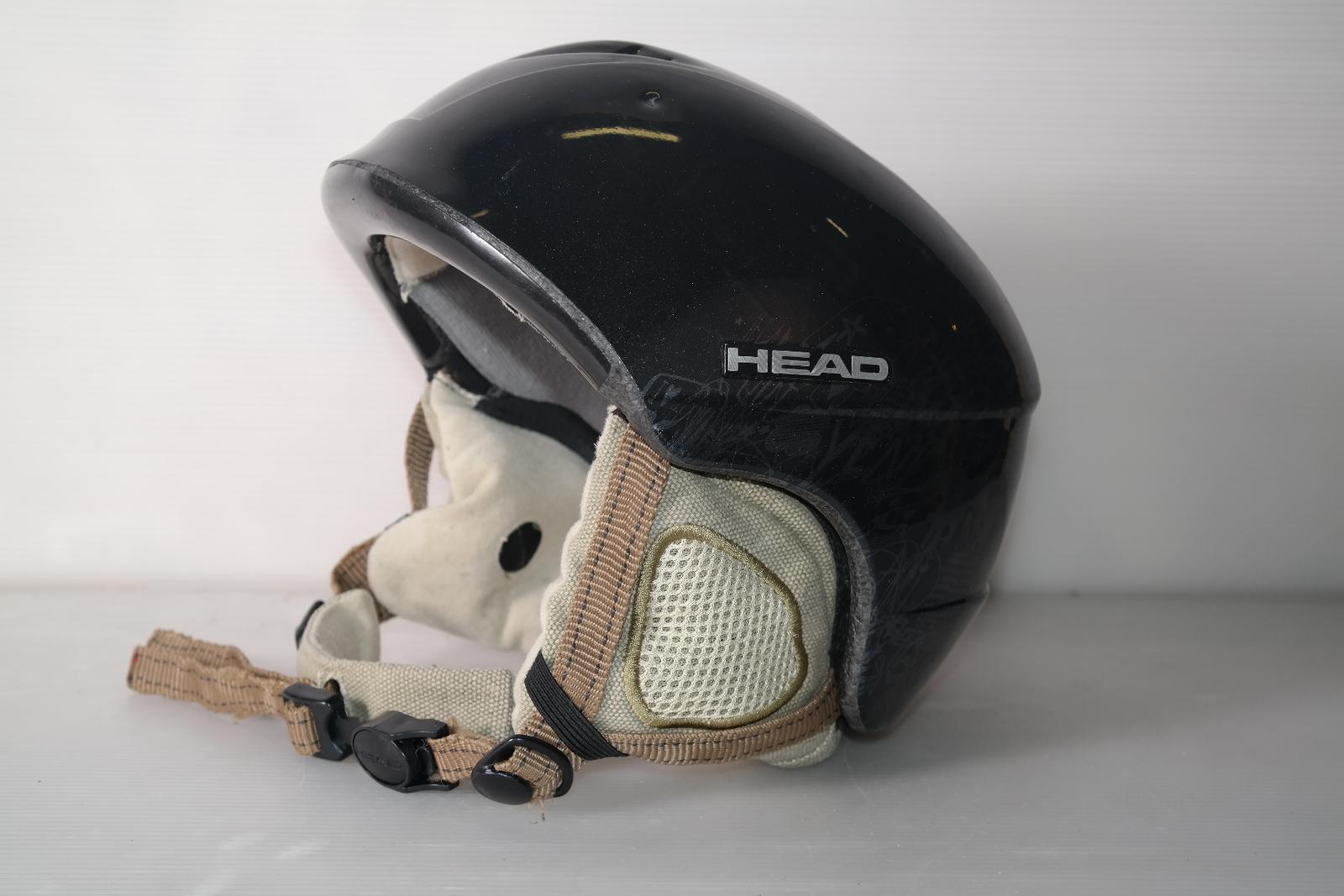 Dívčí lyžařská helma Head  vel. 52