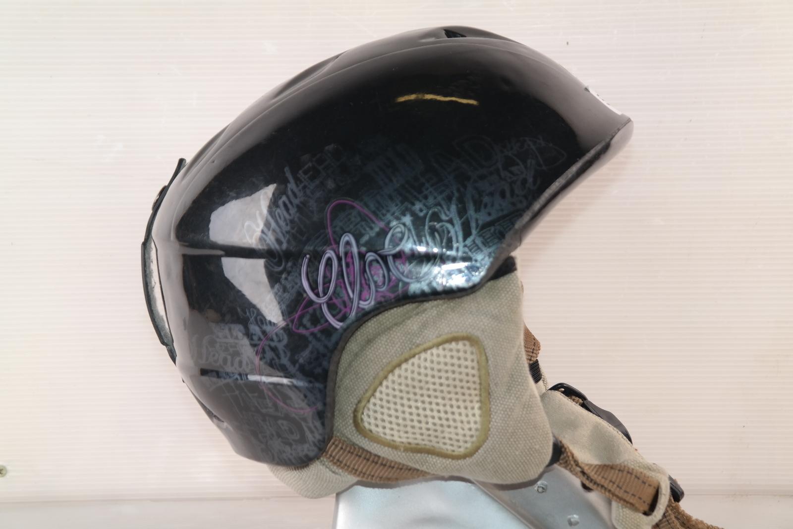 Dámská lyžařská helma Head Cloe vel. 54
