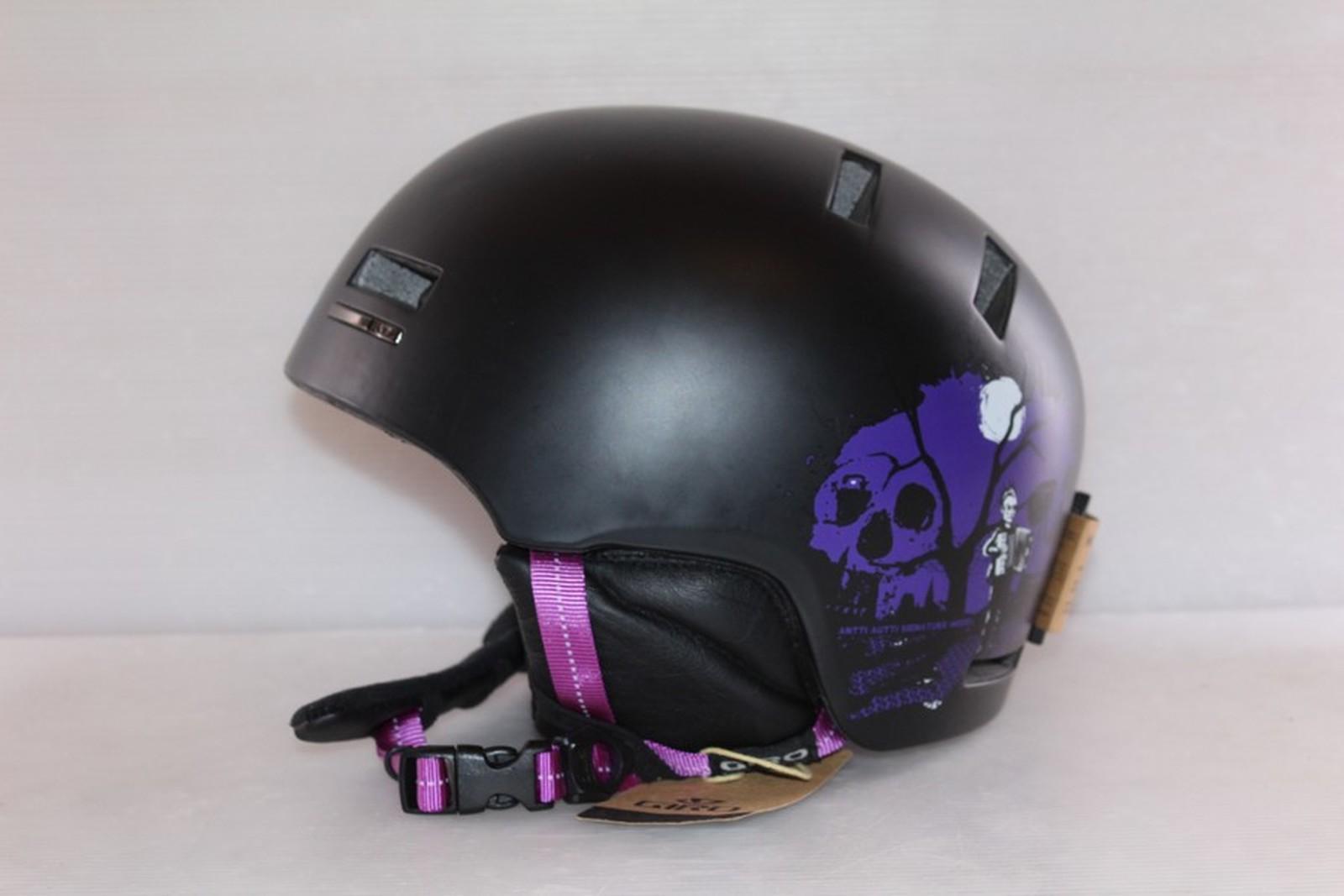 Lyžařská helma Giro Shiv - posuvná vel. 59 - 62,5