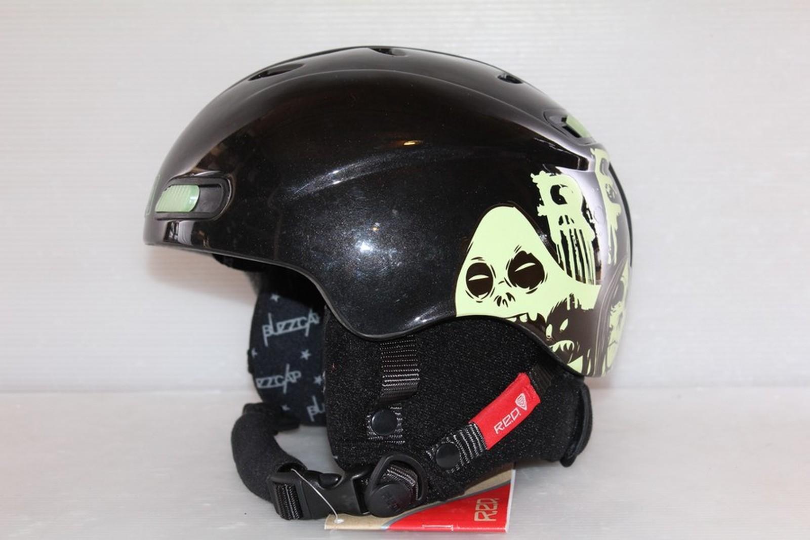Dámská lyžařská helma RED Buzz-cap II posuvná - posuvná vel. 51 - 53