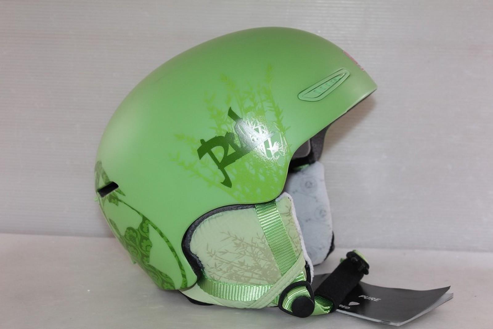 Dámská lyžařská helma RED Pure - posuvná vel. 59 - 61