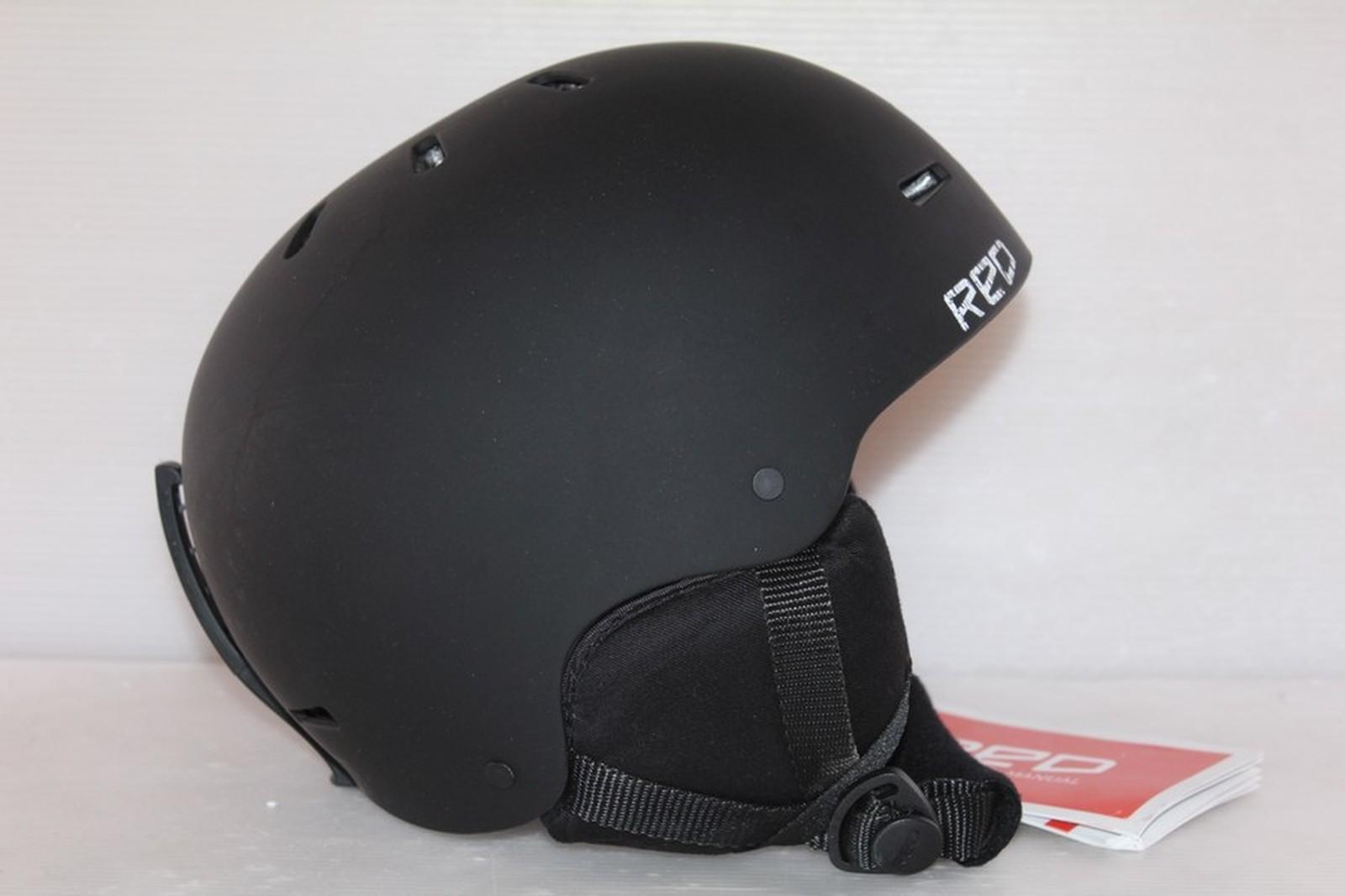 Dámská lyžařská helma RED Trace Grom - posuvná vel. 51 - 53