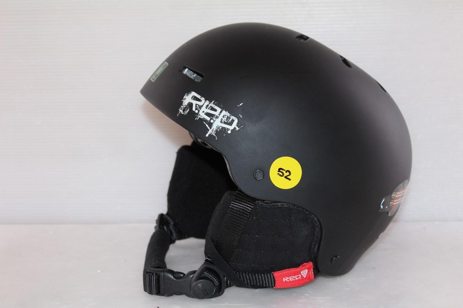 Dámská lyžařská helma RED Trace 0.5 - posuvná vel. 51 - 53