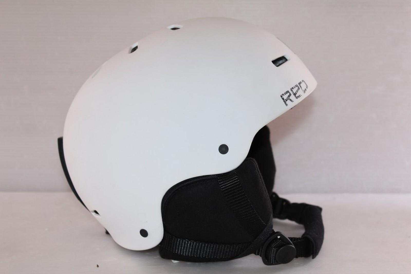 Dámská lyžařská helma RED Trace Grom - posuvná vel. 49 - 51