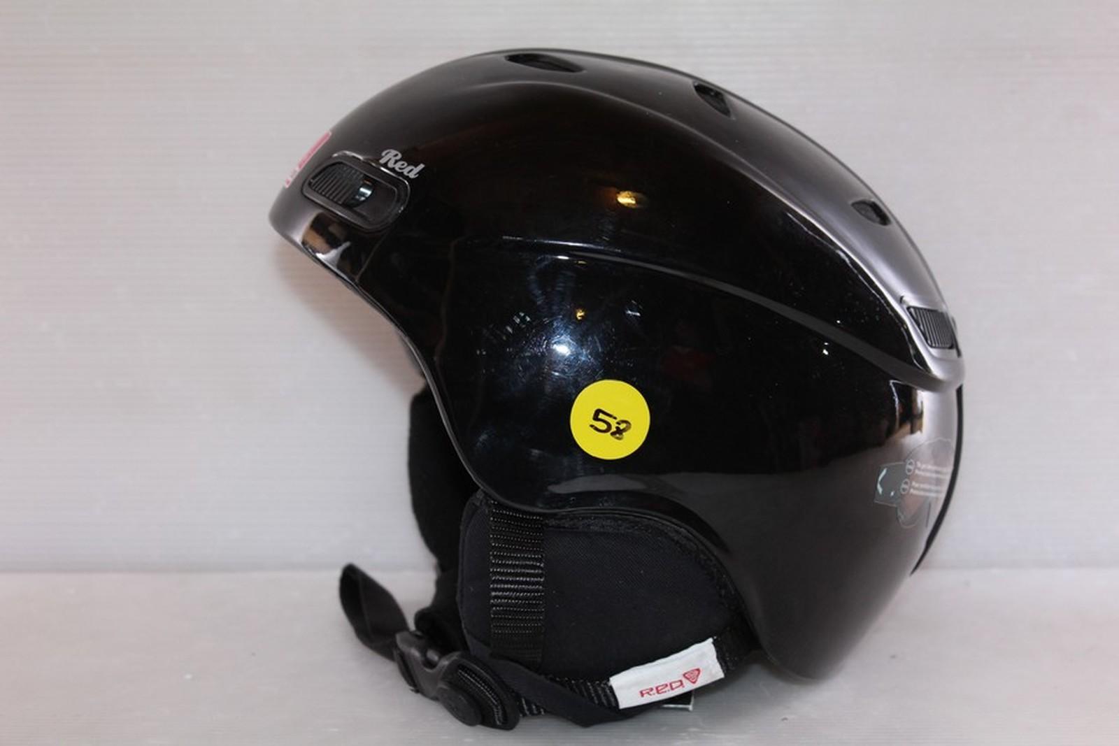 Dámská lyžařská helma RED Reia Classic - posuvná vel. 59 - 61