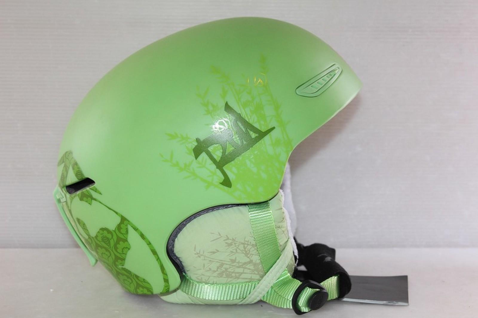 Dámská lyžařská helma RED Pure - posuvná vel. 57 - 59
