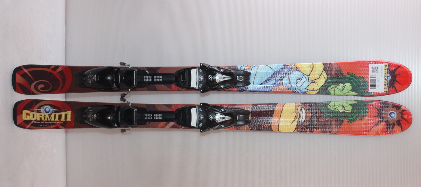 Dětské lyže HEAD GORMITI 107cm