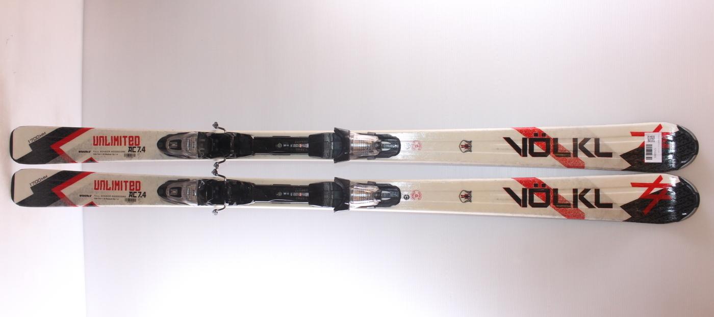 Lyže VOLKL UNLIMITED AC 7.4 170cm