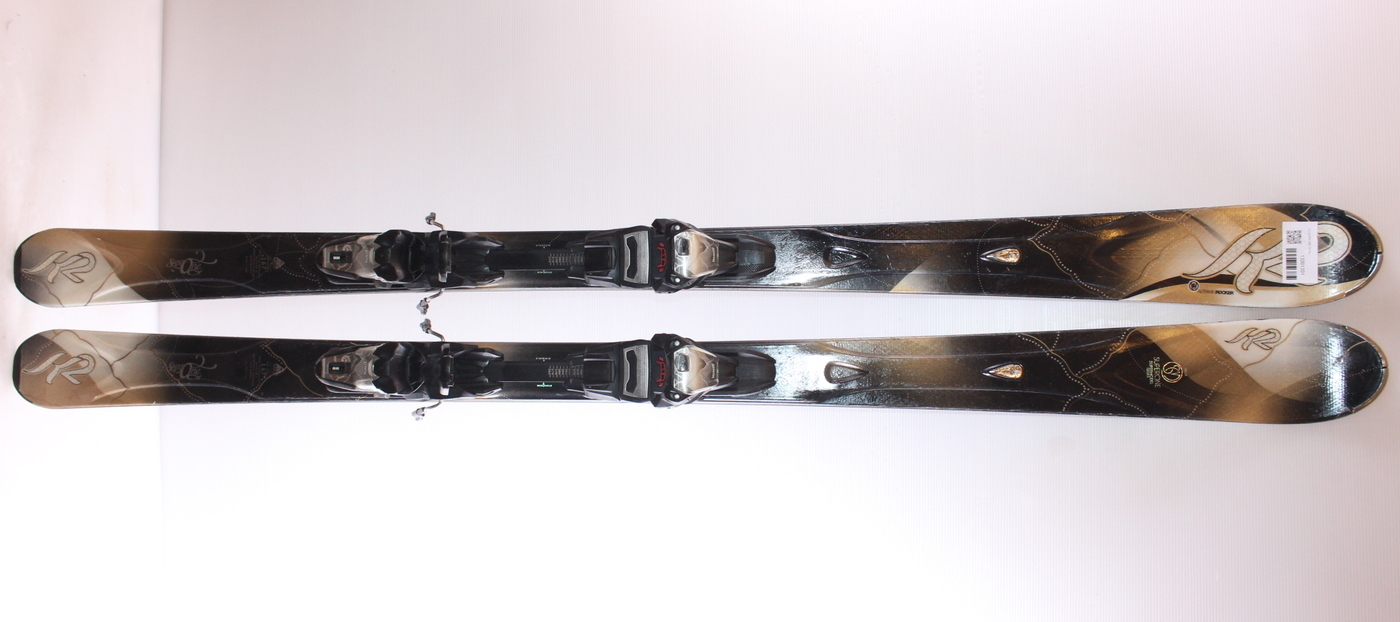 Dámské lyže K2 SUPER ONE 167cm
