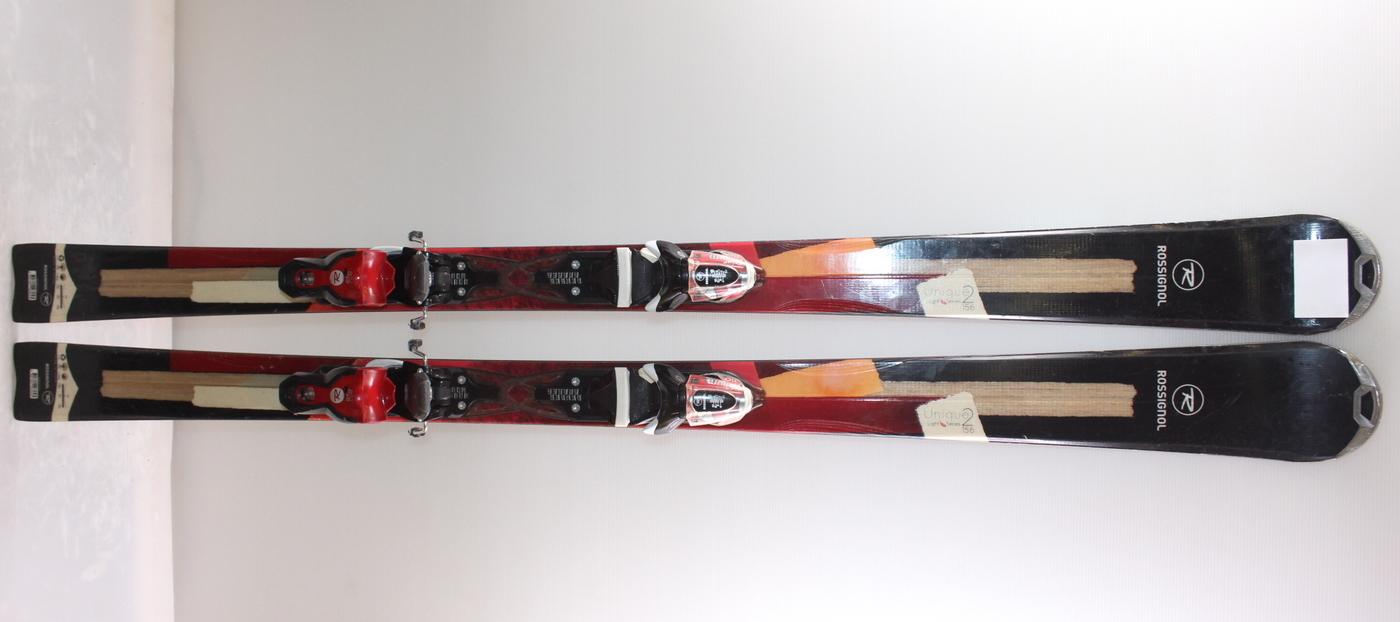 Dámské lyže ROSSIGNOL UNIQUE 2 156cm rok 2014