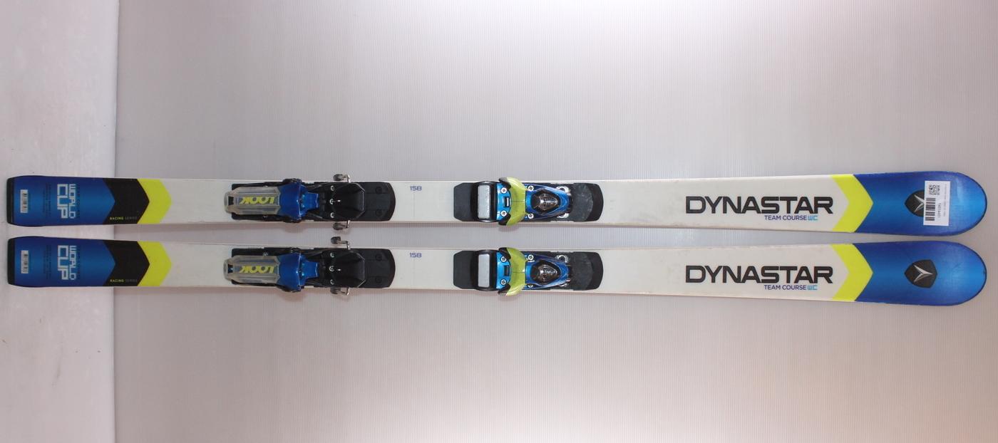 Dětské lyže DYNASTAR TEAM COURSE WC 158cm