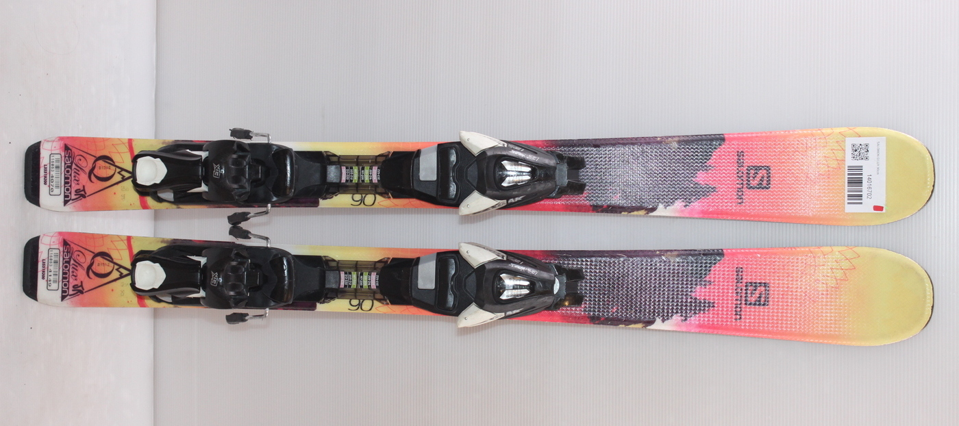 Dívčí lyže SALOMON Q LUX 90cm
