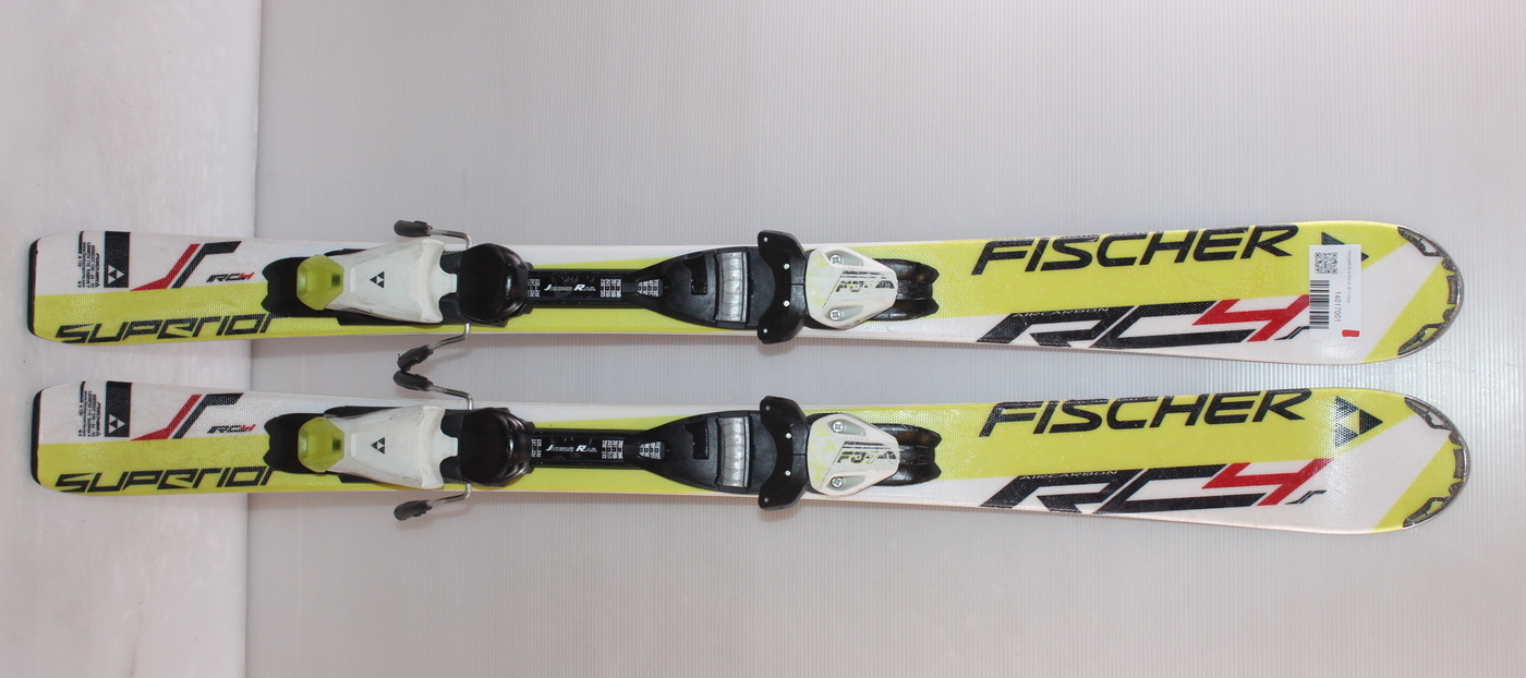 Dětské lyže FISCHER RC4 RACE JR 110cm