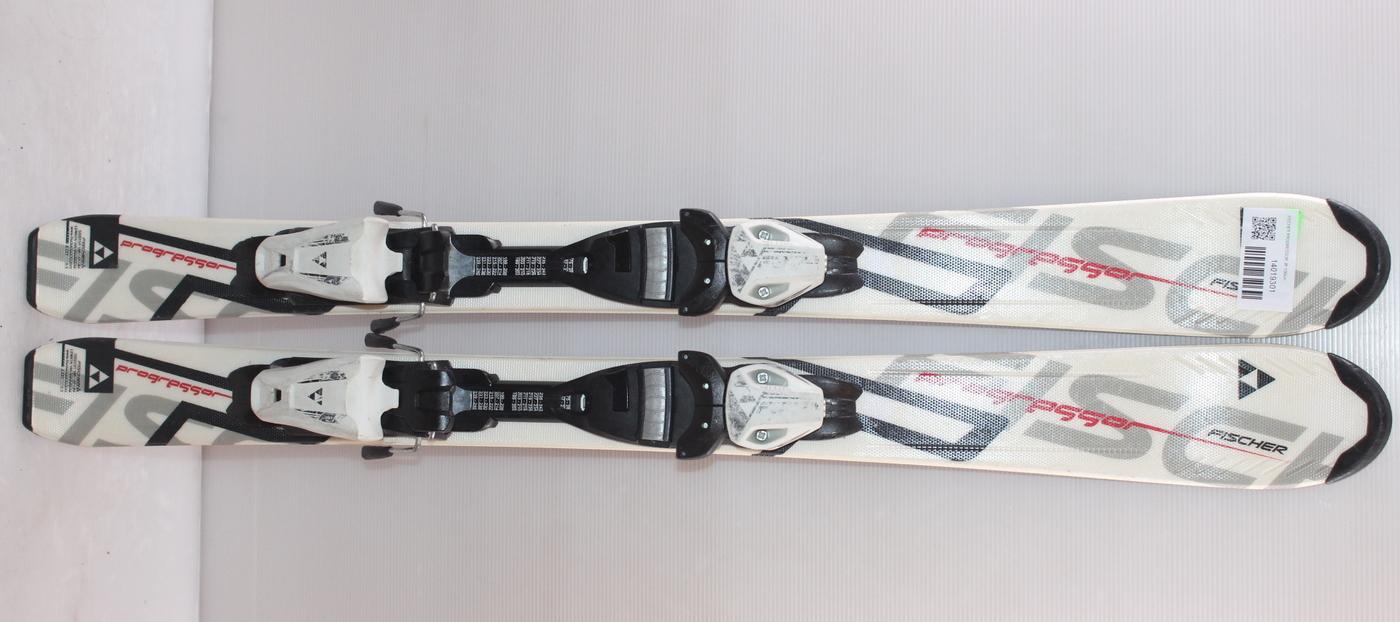 Dětské lyže FISCHER PROGRESSOR JR 100cm