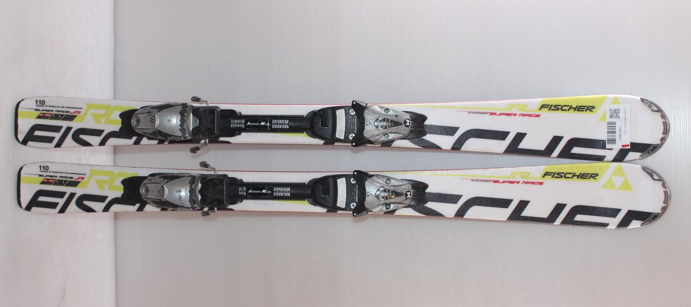 Dětské lyže FISCHER SUPER RACE JR 110cm