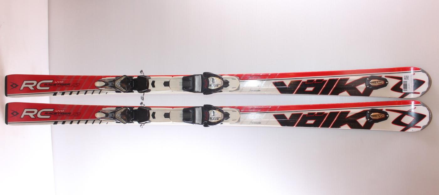 Lyže VOLKL RACETIGER RC UVO 170cm